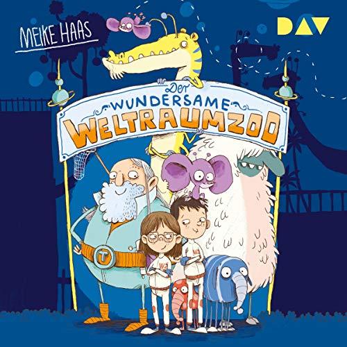 Der wundersame Weltraumzoo cover art