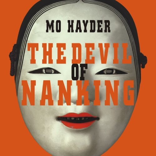 The Devil of Nanking audiobook cover art