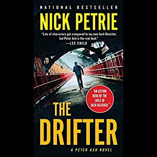 The Drifter audiobook cover art