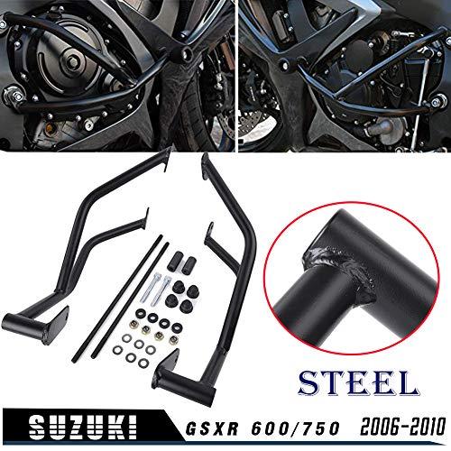X//D XX eCommerce Moto Support lat/éral de Pied Plat CNC Plaque de Protection pour b/équille dextension pour NC-700 F CBR500R CBR650F CB500X CBR600F CBR600RR Titane