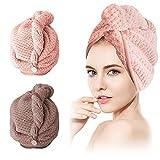 Toalla turbante,toalla pelo,turbante toalla wrap,toalla para el cabello