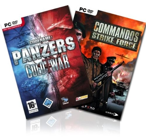 Codename Panzers - Cold War & Commandos - Strike Force (Bundle) [Importación alemana]