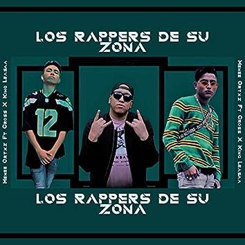 Los rappers de su zona