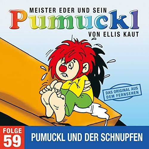Pumuckl und der Schnupfen. Das Original aus dem Fernsehen Titelbild