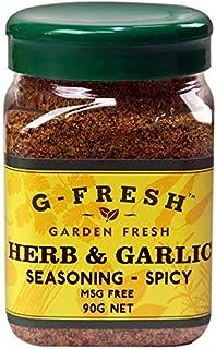G-Fresh Herb and Garlic Seasoning (Spicy), 90 g