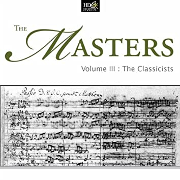 Ludwig Van Beethoven : The Masters Vol. 3 - The Classicists (Piano Magic)