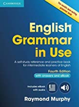 Permalink to English Grammar in Use Book with Answers and Interactive eBook: Self-Study Reference and Practice Book for Intermediate Learners of English [Lingua inglese] PDF
