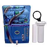 AQUAULTRA Alfa T 14 Stage RO + UV + UF + Mineral + TDS Controller Water Purifier