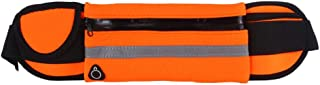 F Fityle for Men & Women Waterproof Waist Pack Bag Hip Bum Bag with Zipper Pockets