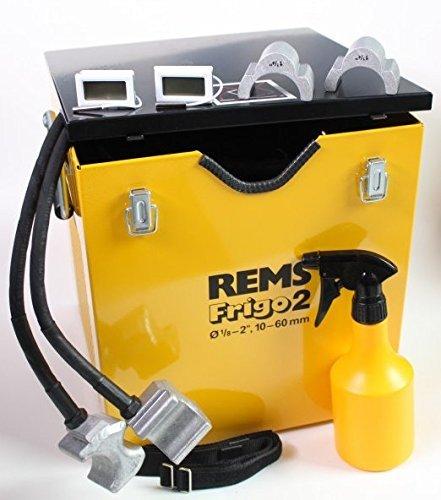REMS Einfriergerät Frigo 2 F-Zero Nr. 131012 Heizung einfrieren + Thermometer
