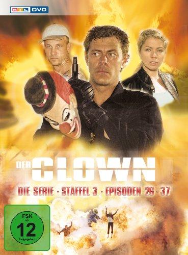 Der Clown - Die Serie, Staffel 3 (3 DVDs)