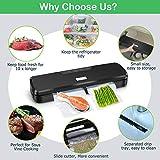 Zoom IMG-2 macchina sottovuoto per alimenti goscien
