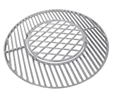 Votenli S883E (1-Pack) Stainless Steel Cooking Grid Grates Replacement for Weber 22.5' Weber Smokey Mountain Cooker, 22.5' Charcoal Smoker, 22.5' Weber Master-Touch