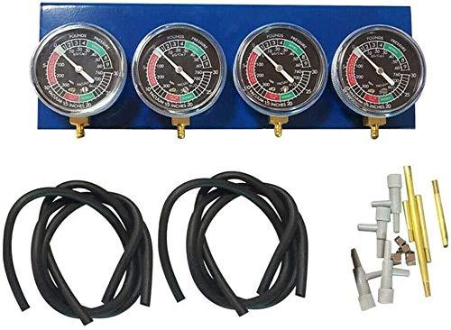 Szlsl88 Moto Vacuómetro, Moto Carburador Sincronizador Balanceador, Moto Prueba Accesorio