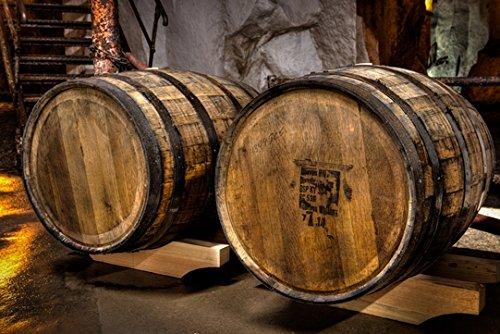CRAFTBIER DES JAHRES 2017 (Meininger Award)!!! VULKAN Bourbon Barrel Doppelbock/tiefster Bierkeller der Welt/Craftbier/Craftbeer/Holzfass gereift / 0,33l Flasche / 9,5% / 45,15€ je l - 3