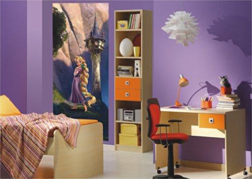 Disney Princesse Raiponce - Décoration Murale - Poster géant - Papier Peint Princesse 202x90 cm