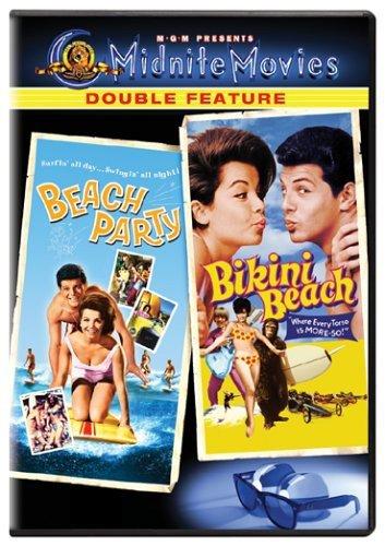 Beach Party/Bikini Beach (Midnite Movies Double Feature)
