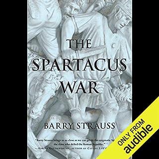 The Spartacus War  audiobook cover art