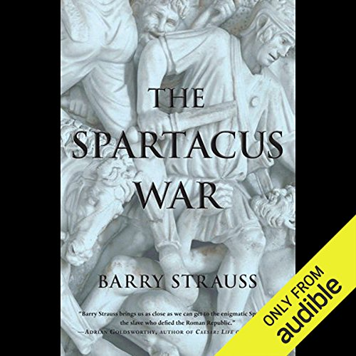 Couverture de The Spartacus War