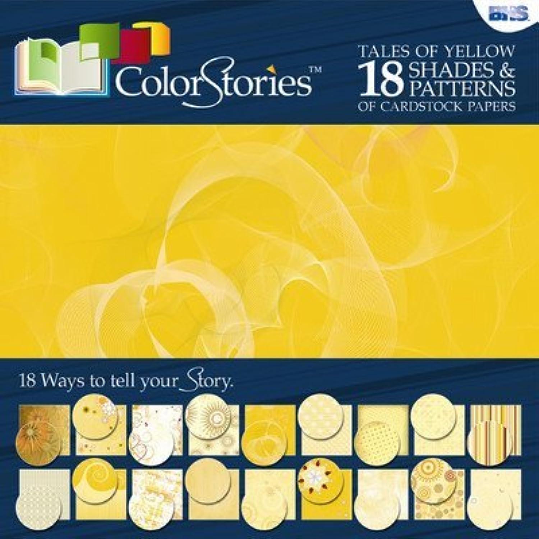 FarbeStories 12x12 Scrapbooking Paper Pack  Tales Of Gelb by by by Blau Hills Studio B01KB85MVC | Clever und praktisch  ea0594