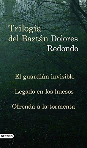 Trilogía del Baztán (pack) (Áncora & Delfín)