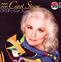 Sloane, Carol Well Meet Again Mainstream Jazz
