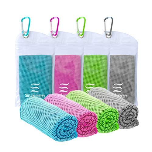"[4 Pack] Cooling Towel (40""x12"")"