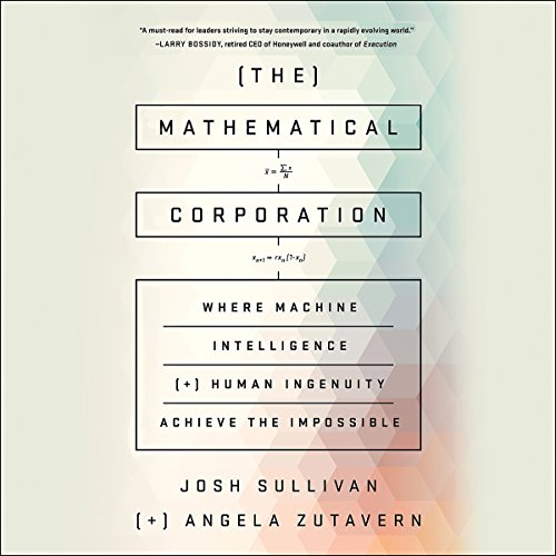 The Mathematical Corporation audiobook cover art