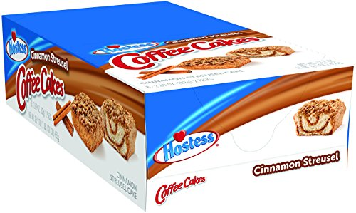 Hostess Coffee Cake Single-Serve 2.89 ounces 2 count