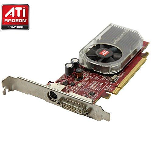 ATI Radeon X1300 102A7710411 109-A77131-11 256MB PCIe 16x DVI Grafikkarte