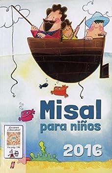 Misal 2016 para ninos  Spanish Edition  by Various  2015-09-01