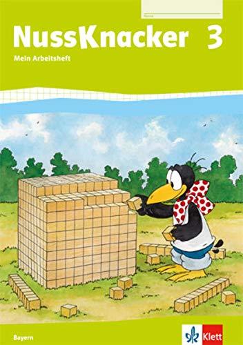 Nussknacker 3. Ausgabe Bayern: Arbeitsheft Klasse 3 (Nussknacker. Ausgabe für Bayern ab 2014)
