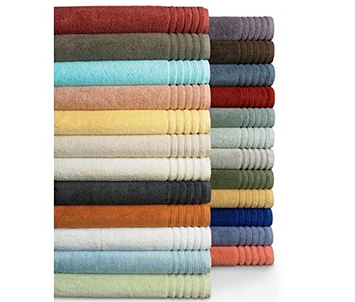 10 toallas para baño de lujo 41x80 cm , de 600 a 850 gr/m². Estilo hotel o spa, de cero torsión, 100% algodón egipcio.