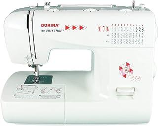 Gritzner Dorina Nähmaschine 333   Die perfekte Freiarm-Nähmaschine für DIY Begeisterte..
