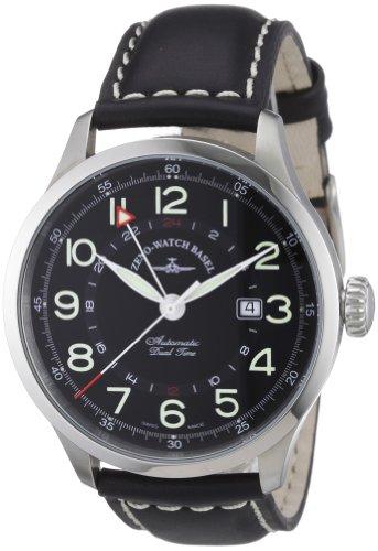 ZNWB5|#Zeno Watch Basel 6302GMT-a1