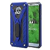 AFARER Motorola Moto G6 Coque de protection militaire de qualité supérieure avec support...