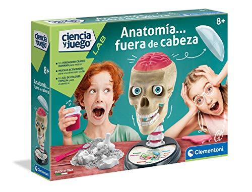 Clementoni-55416 - Anatomía - Juego científico a Partir de 7 años