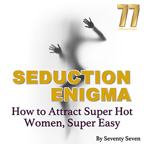 The Seduction Enigma audiobook cover art