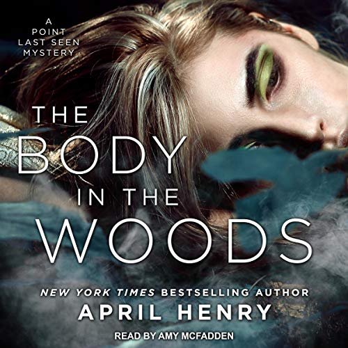 The Body in the Woods audiobook cover art