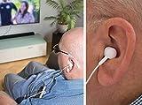 Hydas Hrverstrker Smart Ear mit Tasche, keine APP...