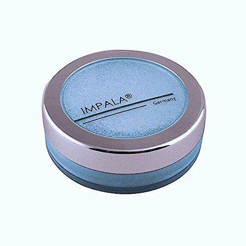 Impala - Sombra de ojos en polvo, Color Azul Marino Oscuro Nº14