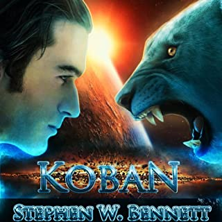 Koban, Volume 1                   By:                                                                                                                                 Stephen W. Bennett                               Narrated by:                                                                                                                                 Patrick Freeman                      Length: 25 hrs and 23 mins     1,887 ratings     Overall 4.3