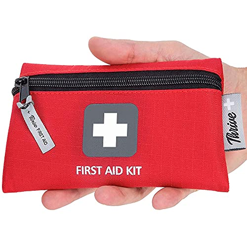 Small First Aid Kit – 66 Pieces – Small and...