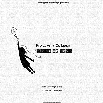 Flight of love / Cassiopeia