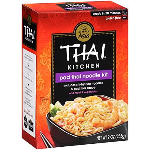 Thai Kitchen Gluten Free Pad Thai Noodle Kit, 9 oz