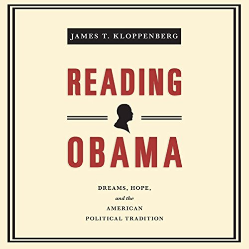 Reading Obama audiobook cover art