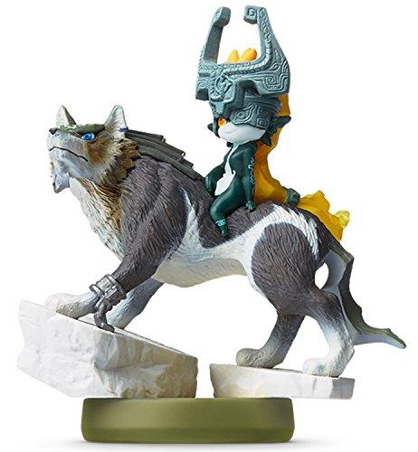Amiibo Wolf Link - Link Lobo Midna (The Legend of Zelda Series) [Importación Japonesa]