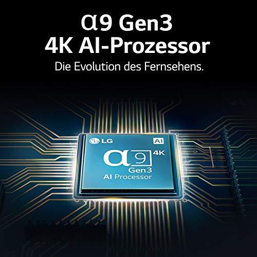 LG OLED55CX9LA 139 cm (55 Zoll) OLED Fernseher (4K, Dual Triple Tuner (DVB-T2/T,-C,-S2/S), Dolby Vision, Dolby Atmos, Cinema HDR, 100 Hz, Smart TV) [Modelljahr 2020] - 4