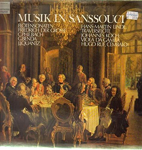 Friedrich der Grosse , Johann Joachim Quantz , Carl Philipp Emanuel Bach , Georg Anton Benda - Musik In Sanssouci - Harmonia Mundi - 1C 065-99865