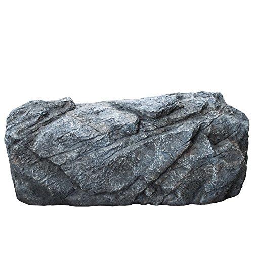 Intergarden - Dekorative Steine in Grau, Größe L